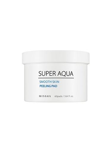 Missha Super Aqua Smooth Skin Peeling Pad Renksiz
